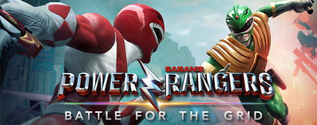 Review-Power Rangers: Battle for the Grid