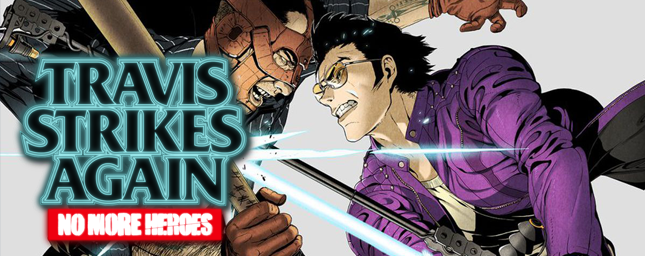 Review-Travis Strikes Again: No More Heroes