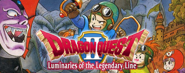Review-Dragon Quest II: Luminaries of the Legendary Line