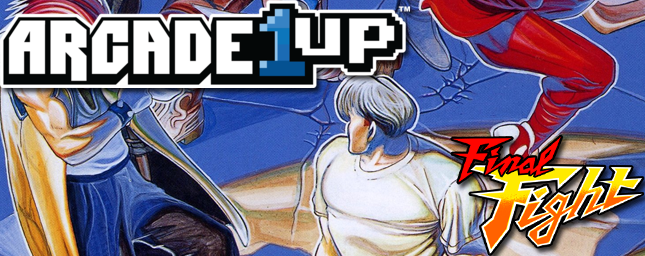 Review- Arcade1Up Arcade Machine (Final Fight Flavored)