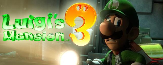 Review-Luigi's Mansion 3
