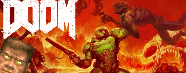 Review: Doom (2016)-Home Is Where The Hell Is