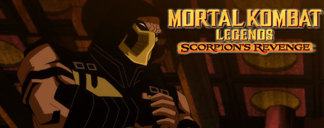 Review: Mortal Kombat Legends: Scorpion's Revenge-All Blood, No Guts