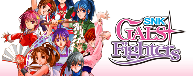 Review: SNK Gals' Fighters-Pretty in Pain