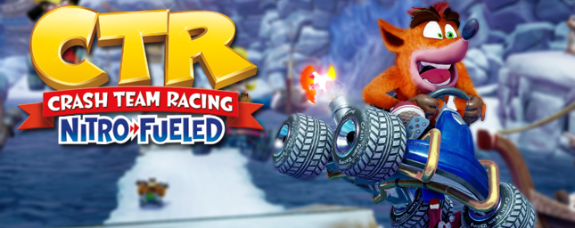 Review: Crash Team Racing Nitro-Fueled-Cuckoo For CocoKarts