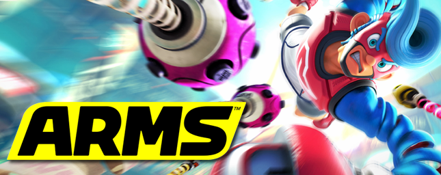 Review: ARMS-Just Out Of Reach