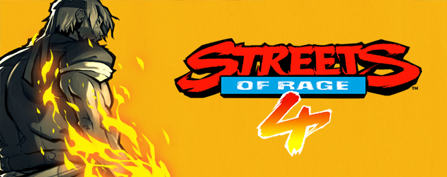 Review: Streets of Rage 4-A Welcomed Blast From ThePast