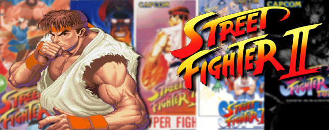 Review: The Street Fighter II Series-Building Upon Perfection.