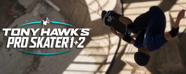 Review: Tony Hawk's Pro Skater 1+2- The Bird Man Rides Again.