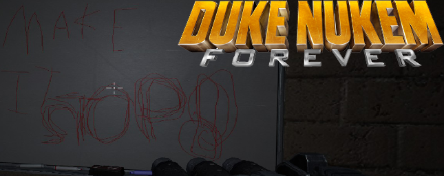 Review: Duke Nukem Forever-The Five Stages Of Grief