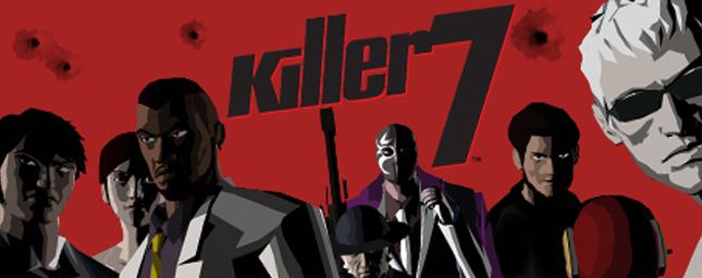 Review: Killer7-Beauty InViolence