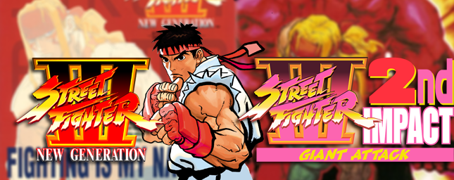 Review: Street Fighter III New Generation/Second Impact- Rolling With ThePunches